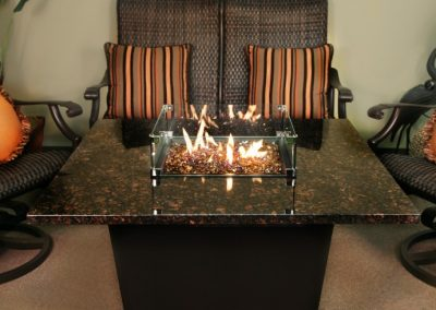 Venice Fire Pit by Firetainment