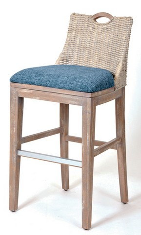 Belize-Barstool-Rustic-Driftwood