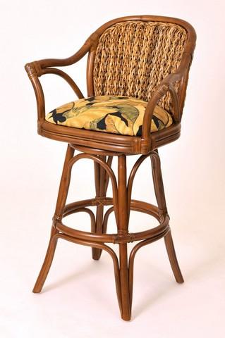 Panama Barstool by Alexander & Sheridan