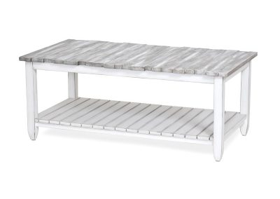 Picket Fence Coffee Table by Sea Winds Trading Co.
