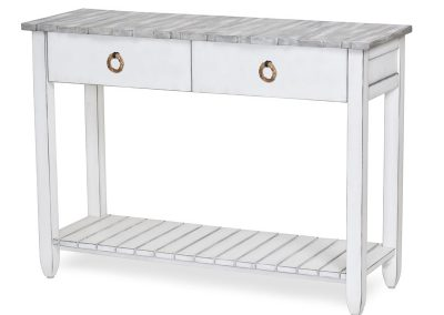 Picket Fence Console Table by Sea Winds Trading Co.
