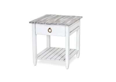 Picket Fence End Table by Sea winds Trading Co.