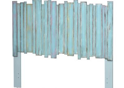 Picket Fence Headboard by Sea Winds Trading Co.
