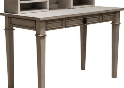 Dk384 Desk with Hutch by Capris