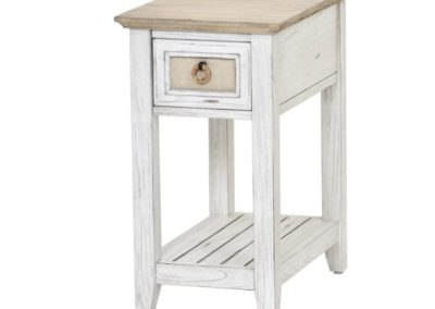 Captiva Island Chairside Table by Sea Winds Trading Co.