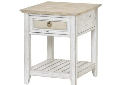Captiva Island  End Table by Sea winds Trading Co.
