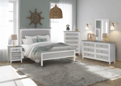 Captiva Island Bedroom by Sea Winds Trading Co.