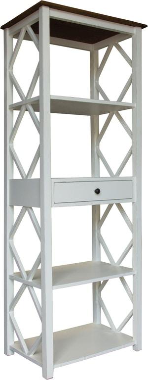 BK780 Bookcase by Capris