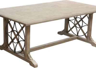 CT375 Old World Coffee Table by Capris