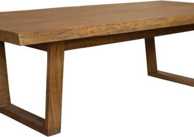 CT782 Hampton Brown Coffee Table by Capris