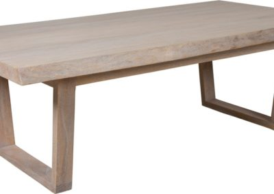 Ct782 Hampton Grey Coffee Table by Capris
