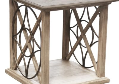 LT375 Old World End Table by Capris