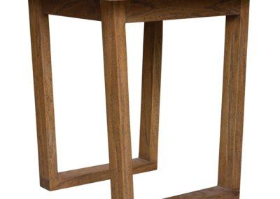 LT782 hampton Brown End Table by Capris