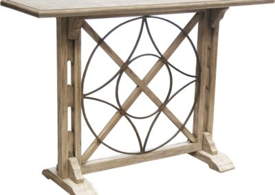 ST375 Old World Sofa Table by Capris