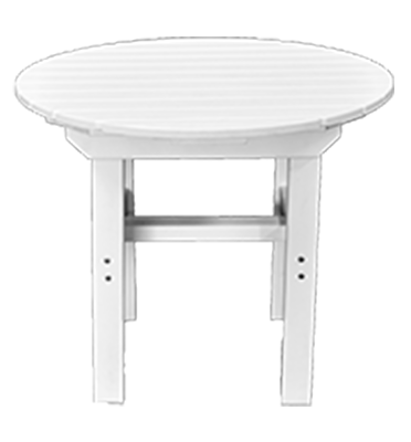 """42"""" Round Dining Table by Carolina Casual"""