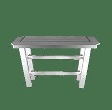 Railhugger Table by Carolina Casual