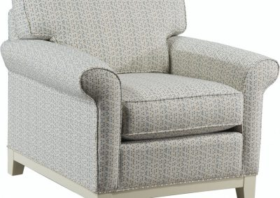 C747 Plynth-Base Chair by Capris