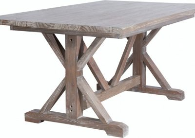 DT766 Dining Table by Capris