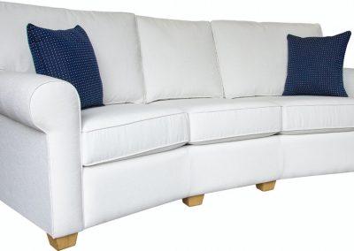 KS410 Curved Sofa by Capris