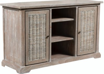 PS766 TV Console by Capris