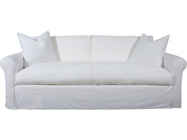 S5320 Rolled Arm Slipcover Sofa by Capris