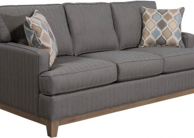S752 Plynth-base Sofa by Capris