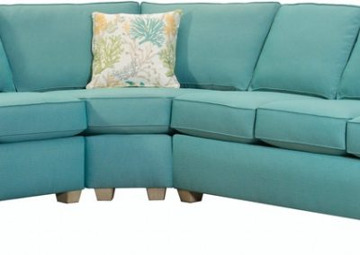 402 Sectional by Capris