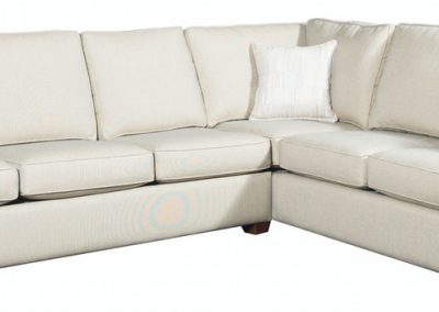 512 Sectional by Capris