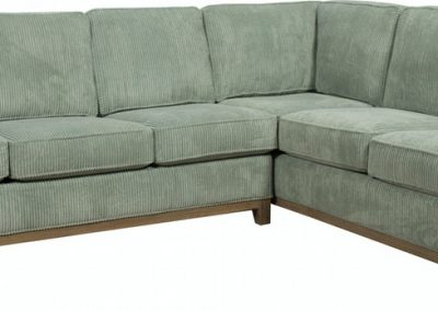 752 Plynth-base Sectional by Capris