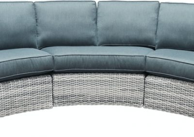 9844 South Beach Sectional by BeachCraft